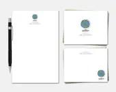 Globe Stationery Set - Pe...
