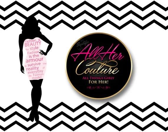 fashion couture logo design