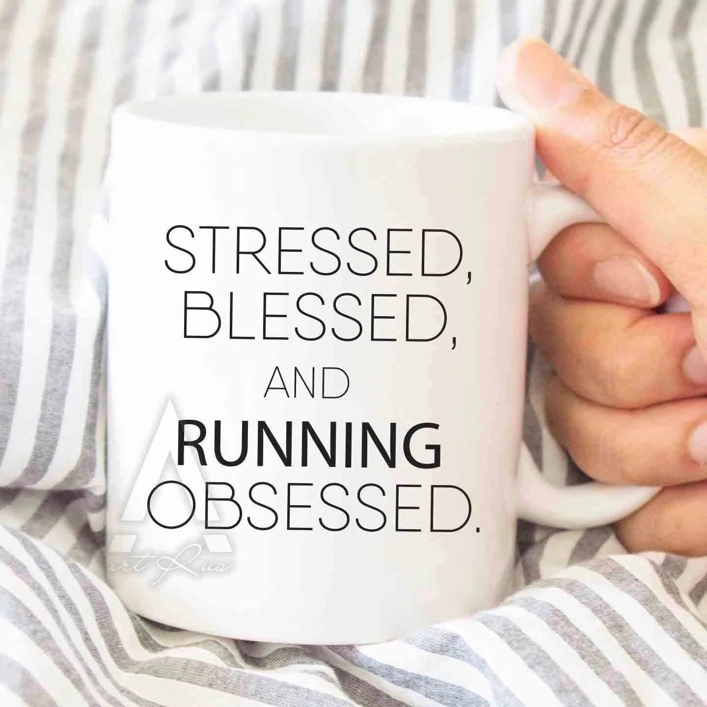 Items Similar To Runner Gifts Running Obsessed Coffee