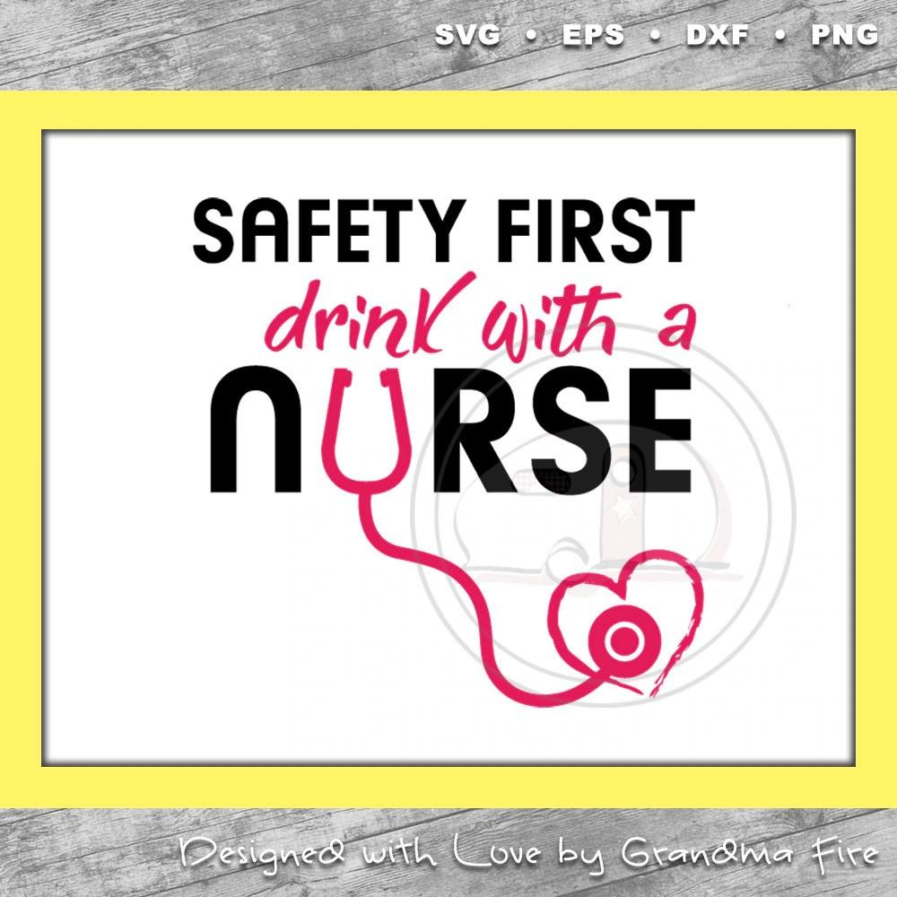 Download Nurse, Funny Nurse SVG, Nurse decal cut file, Nurse saying ...