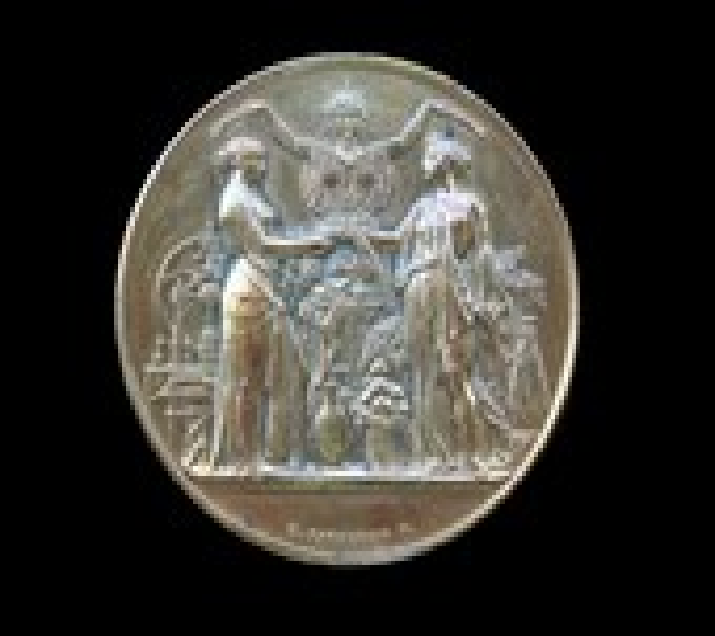 Antique French Bronze Neo...