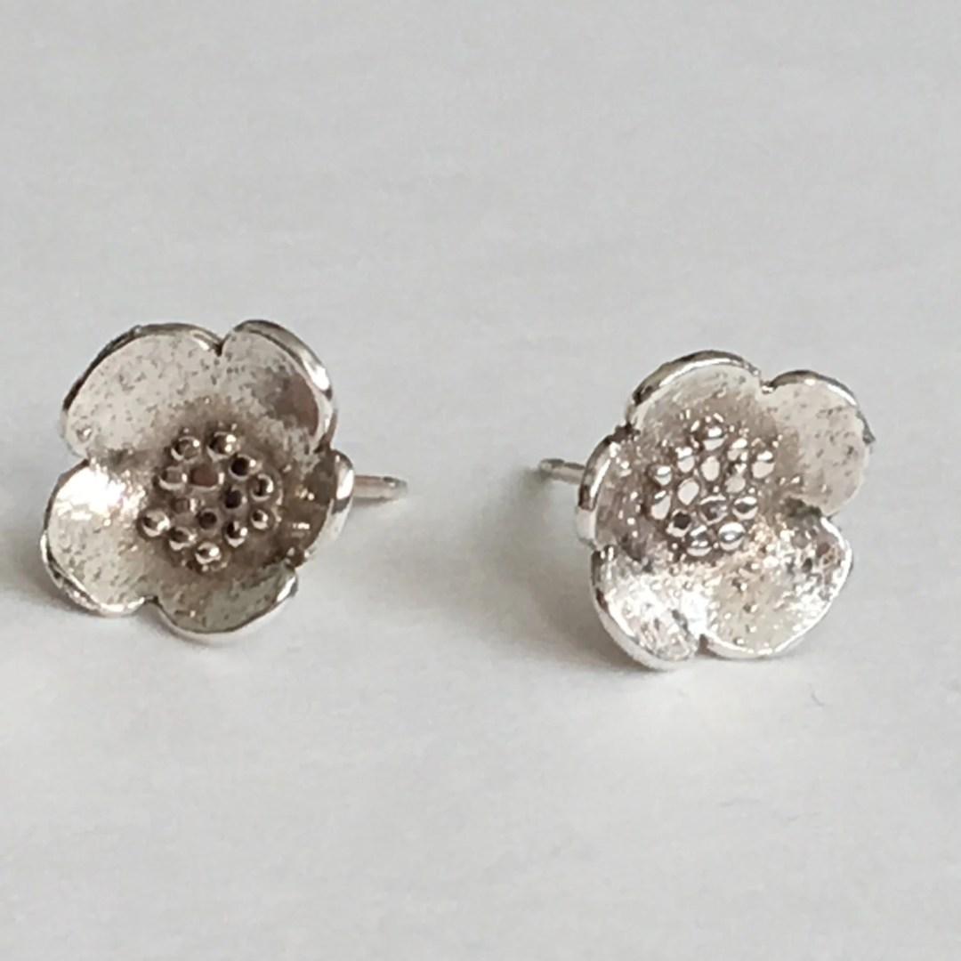 Small Silver Granulated B...