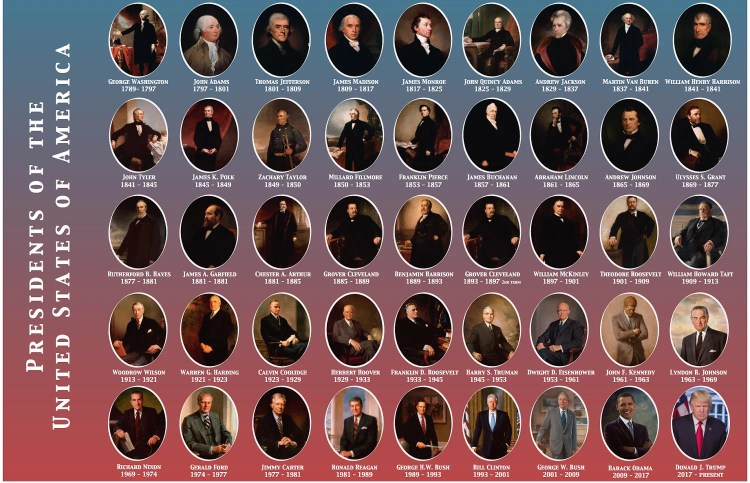 Image Result For Portraits Of Presidents Of The United States