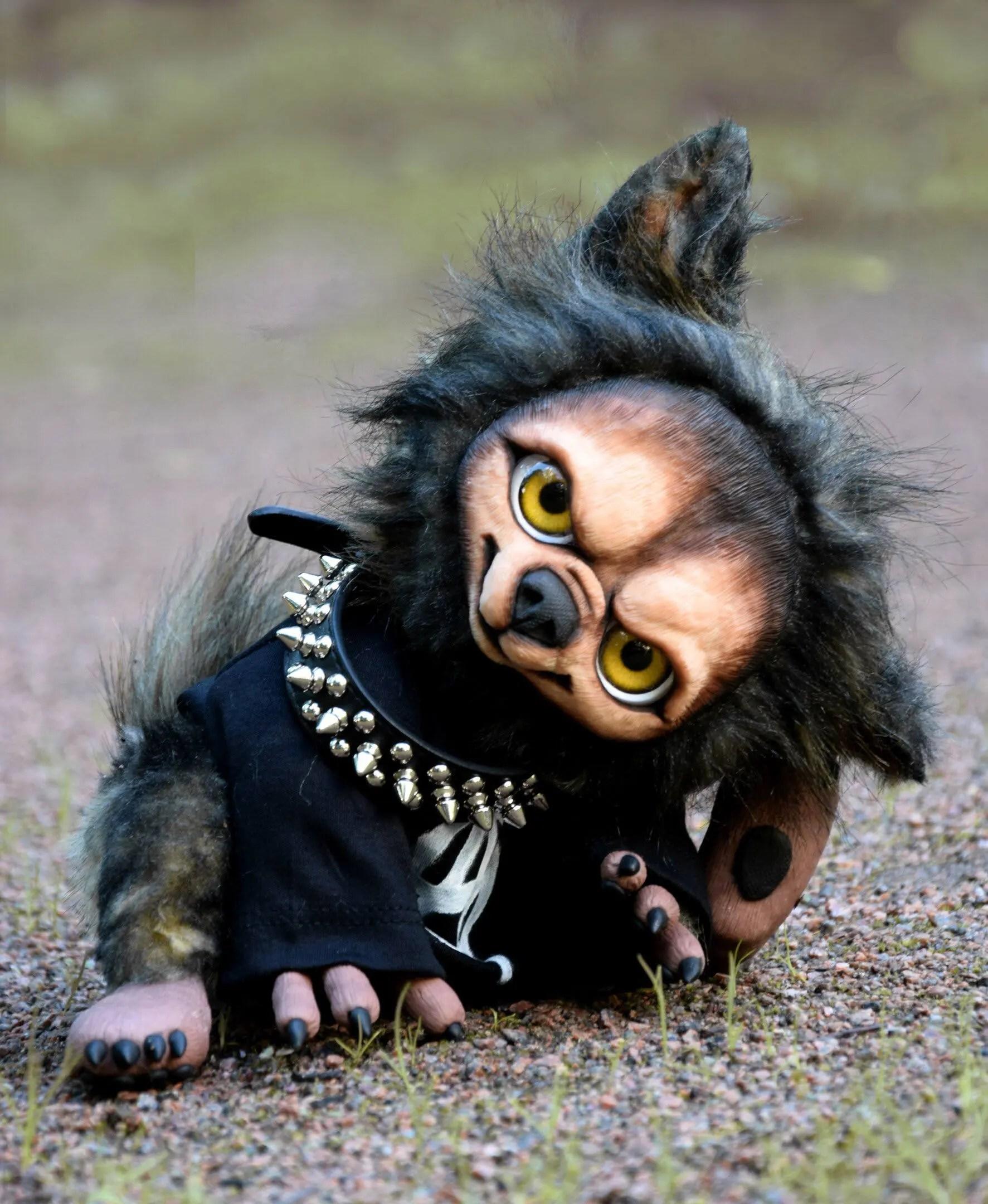 Werewolf Wally Hotel Transylvania