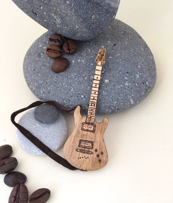 Boyfriend Gift Personalized Guitar Gift For Music Lovers