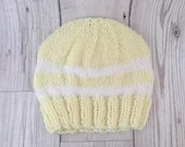 Hand Knitted Baby Hat...