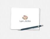 Paint Palette Note Card S...