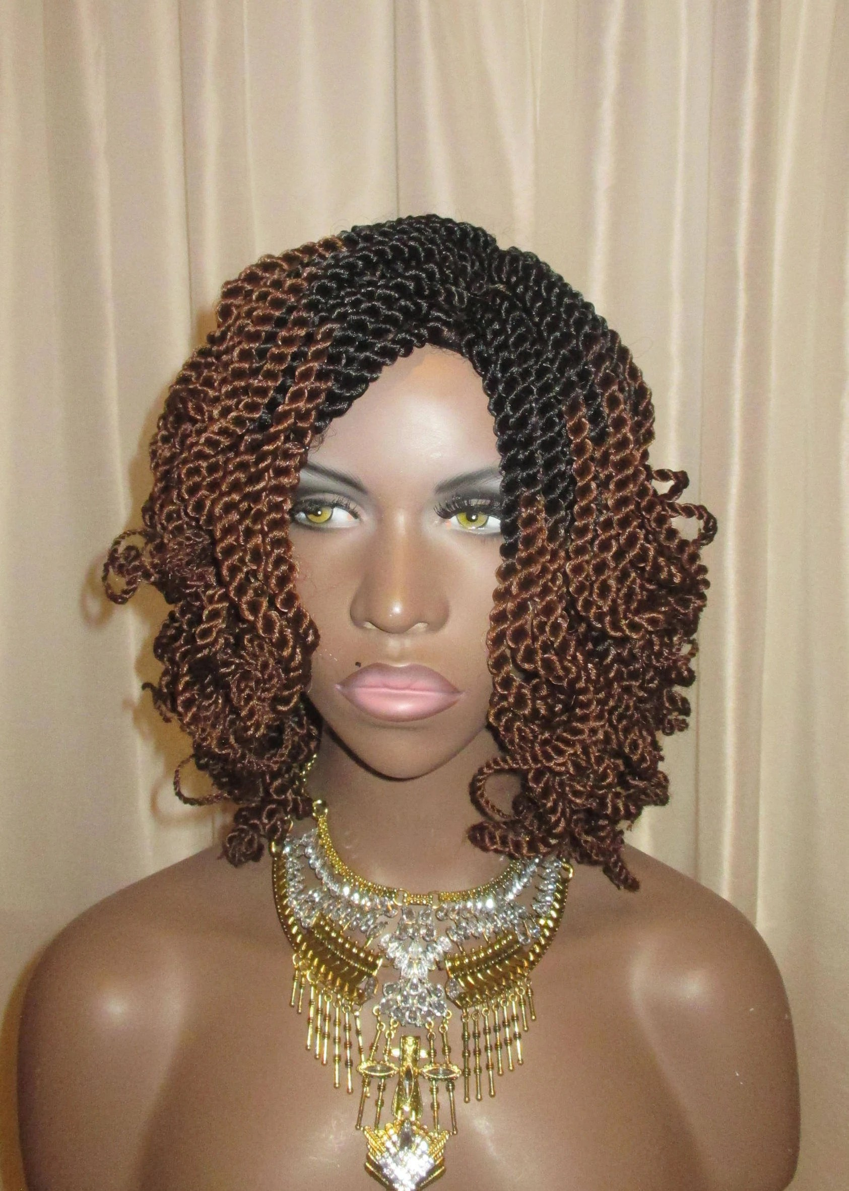 essence wigs curly mini twists