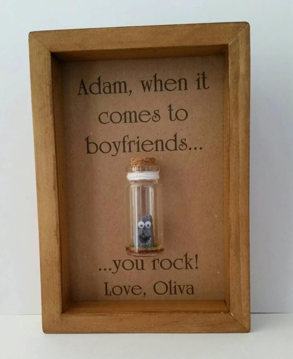 Anniversary Gifts For Boyfriend Boyfriend Gift Gift For