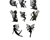 Risultati immagini per fate silhouettes