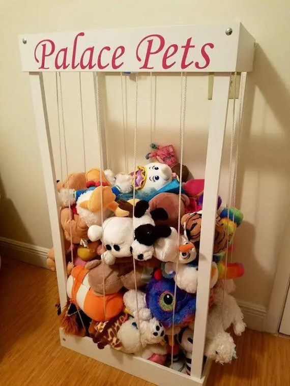 Palace Pets Stuffed Animal Zoo