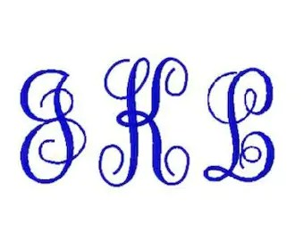 set of 26 scroll letters font machine embroidery design