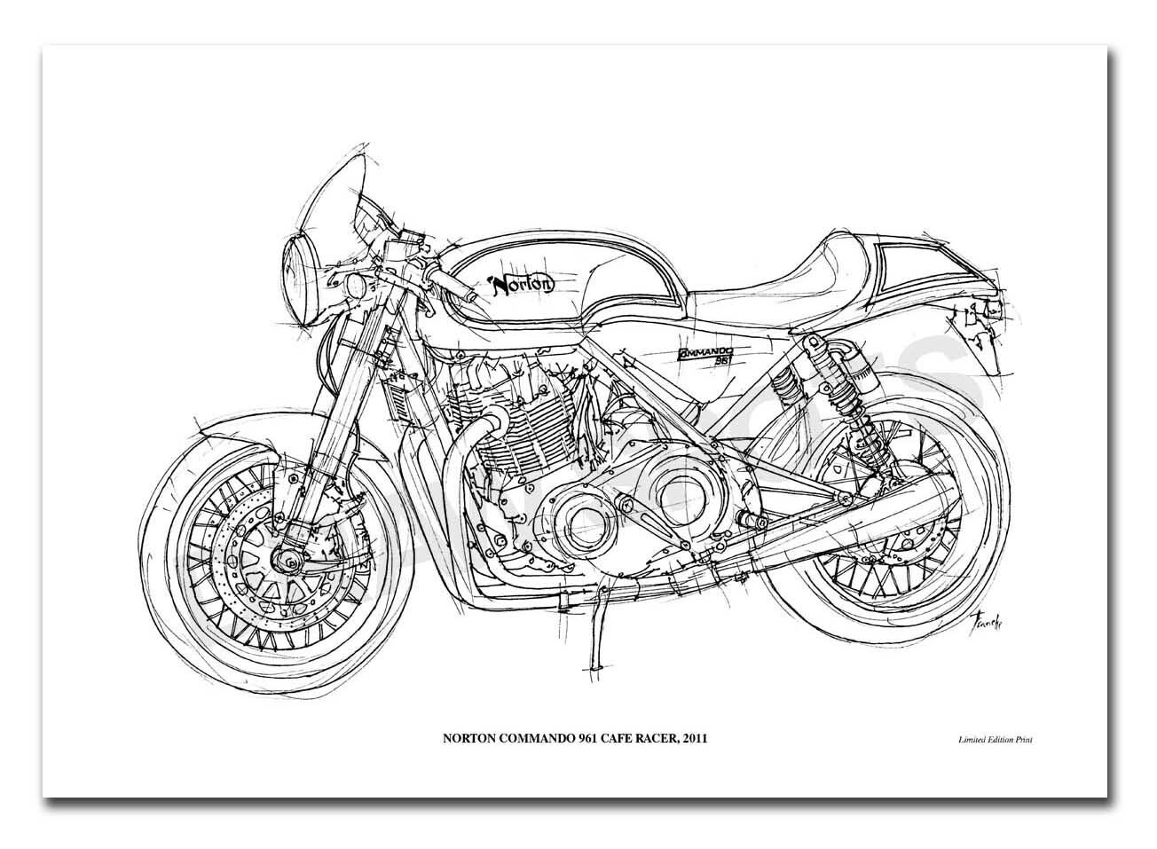 medium resolution of cafe racer schaltplang auto electrical wiring diagram 1998 chevy blazer parts diagram http wwwmileonepartscom parts 1998