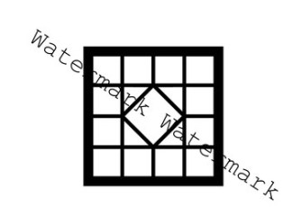 svg quilt block square quilting file cut glass cricut eye stained