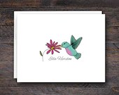 Personalized Hummingbird ...