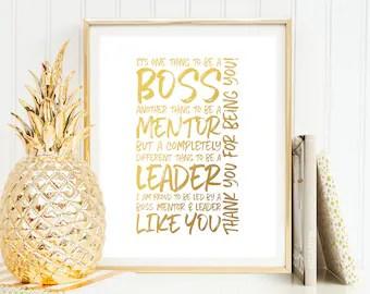 Boss Day Etsy