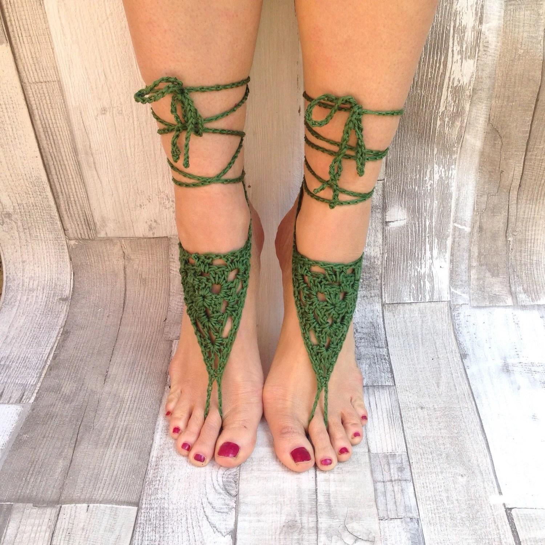 Hippie Barefoot Sandals