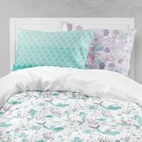 Mermaid bedding | Etsy
