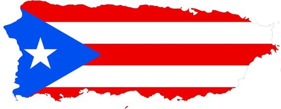 Puerto Rico Car Stickers
