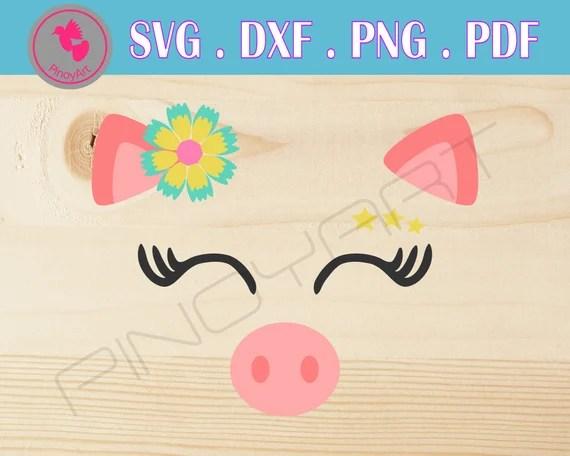 Download pig svg, pig svg file, pig svg files, pig clip art, pig ...