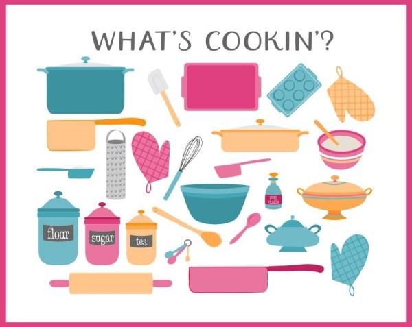 cooking clip art baking