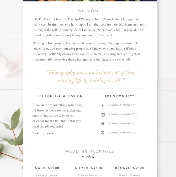 wedding photographer email templates invitationjpg com