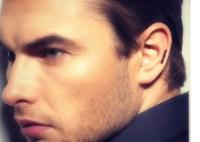 Helix piercing earring black stick earring for men ear