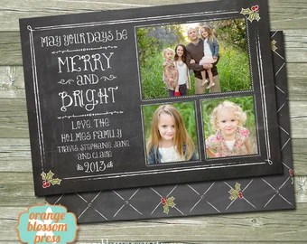 custom photo christmas holiday card 4x6 5x7 or 6x7 5 costco - Costco Christmas Card