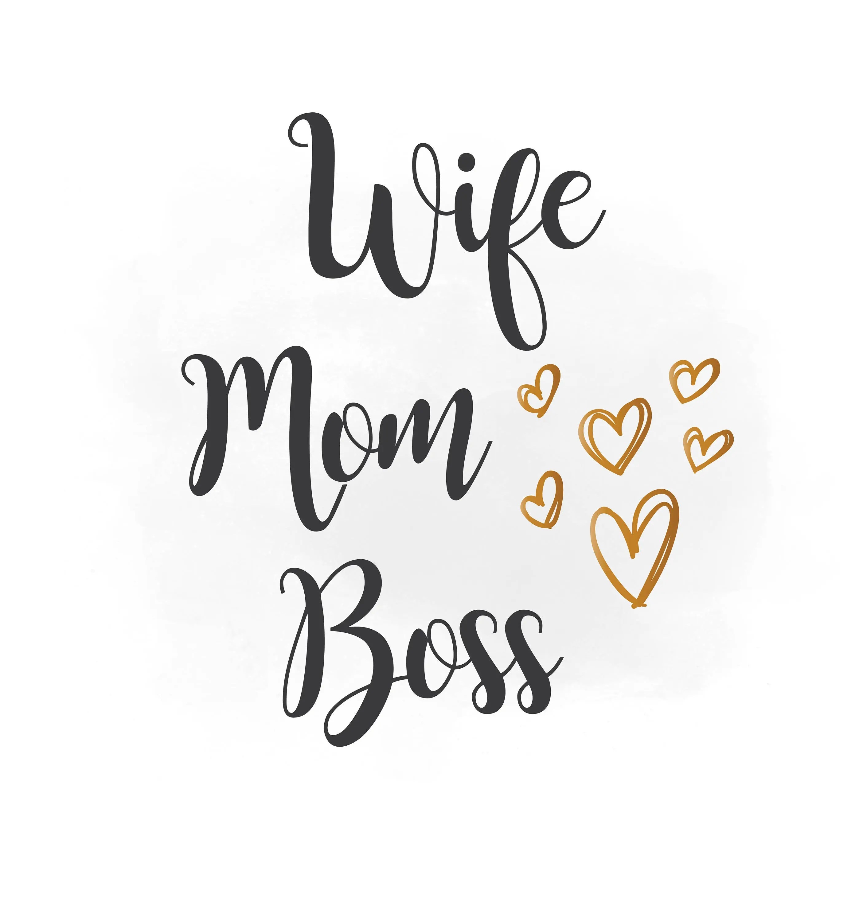 Just A Girl Boss Building Her Empire Wallpaper Wife Mom Boss Svg Clipart Family Mom Quote Wife Mom Boss