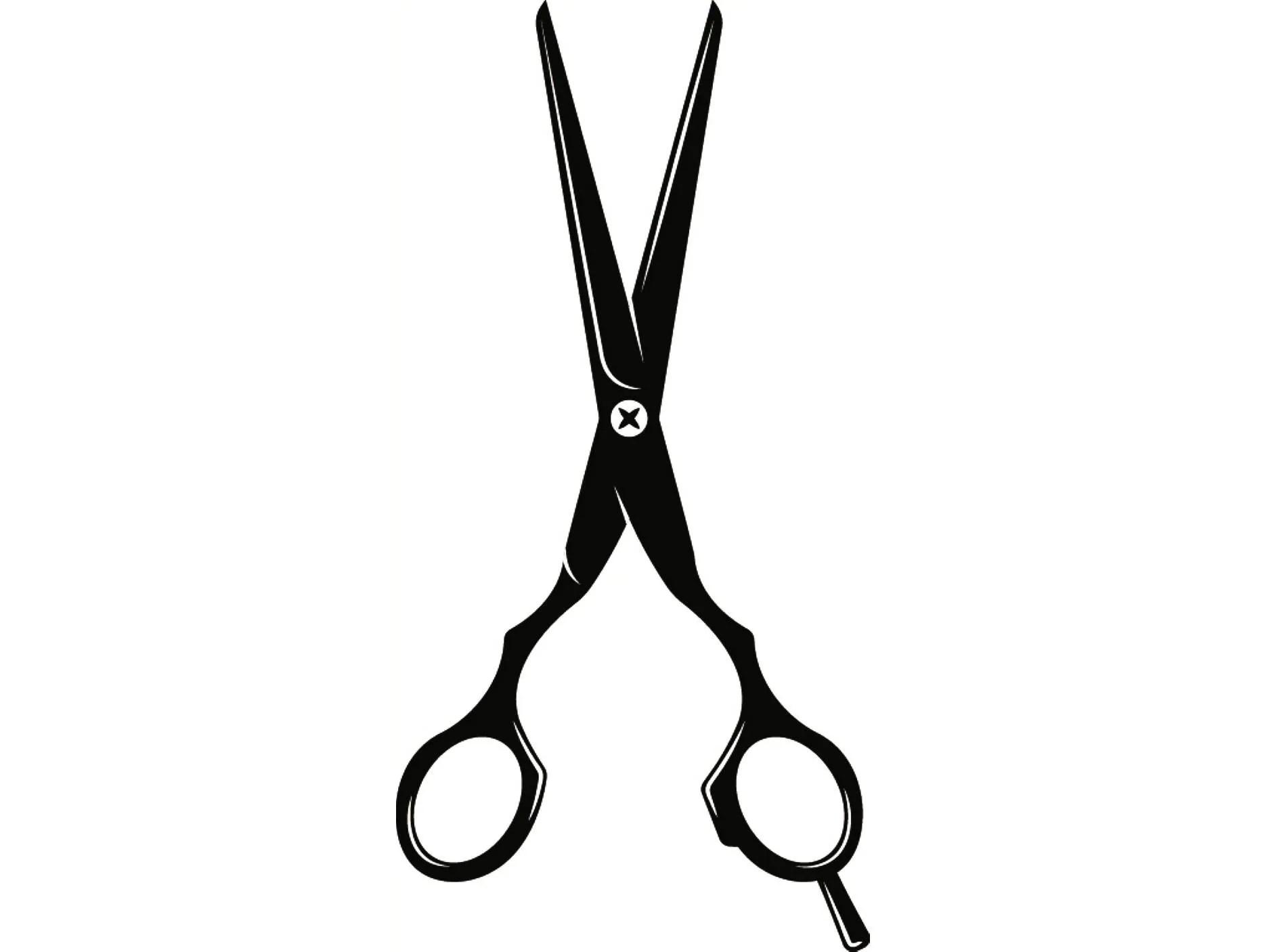 hair scissors #1 barber sheer hairstylist