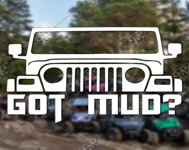 DECAL – [Got Mud?] - Vi...
