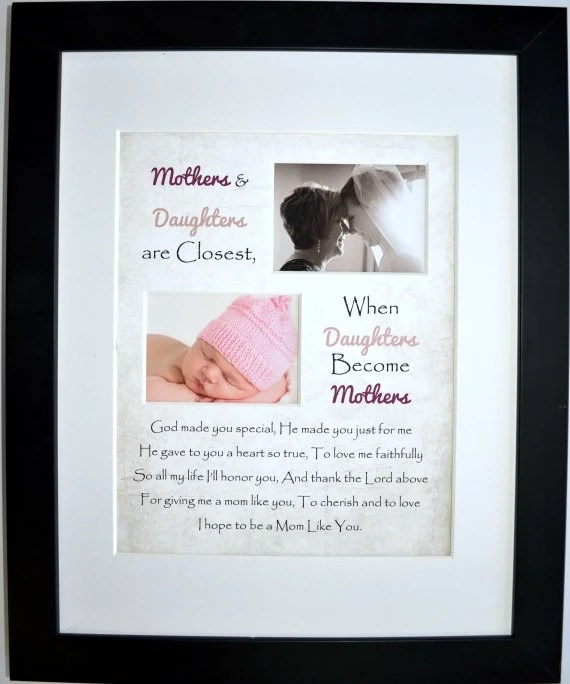 Items Similar To Unique Gifts For Mom Mother Daughter