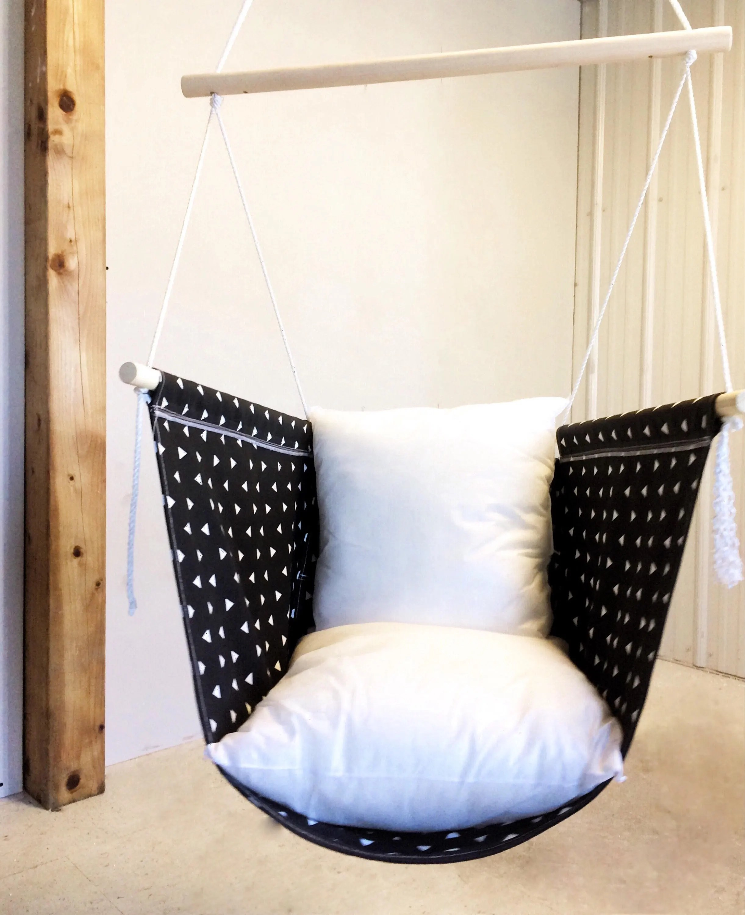 hanging chair cocoon replacement straps for outdoor chairs hammock adult and big kids swing
