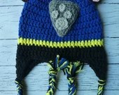 Crochet Chase Paw Patrol ...
