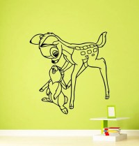 Bambi wall decals