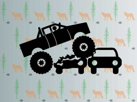 Download monster truck svg monstertrucks svg files for cricut