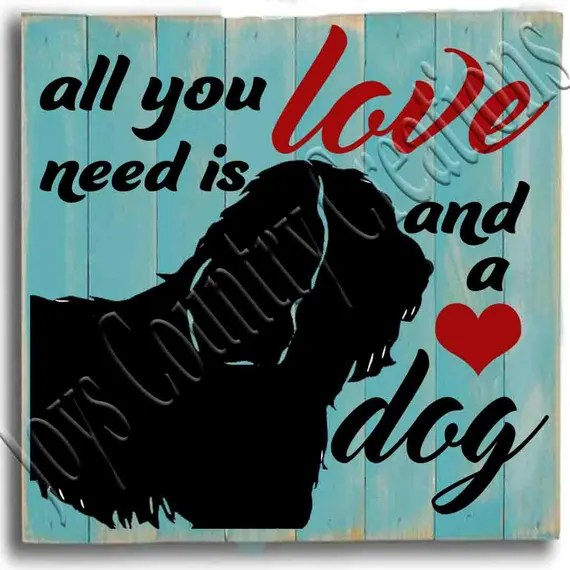 Download All you need is love and a dog SVG PNG JPEG