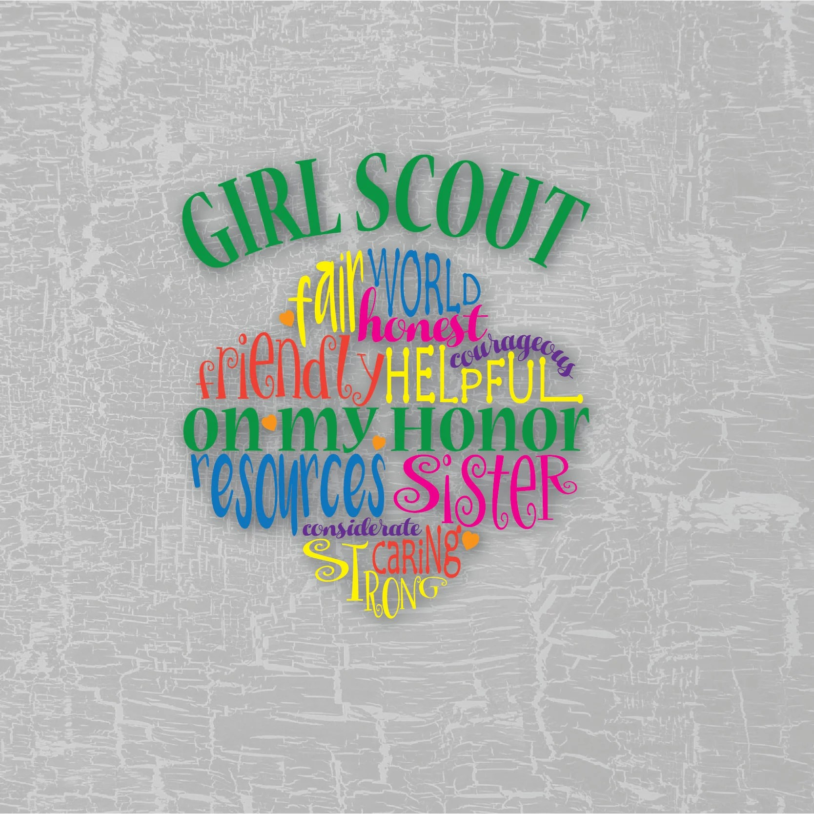 20+ Girl Scout Shirt Svg Pictures and Ideas on Meta Networks