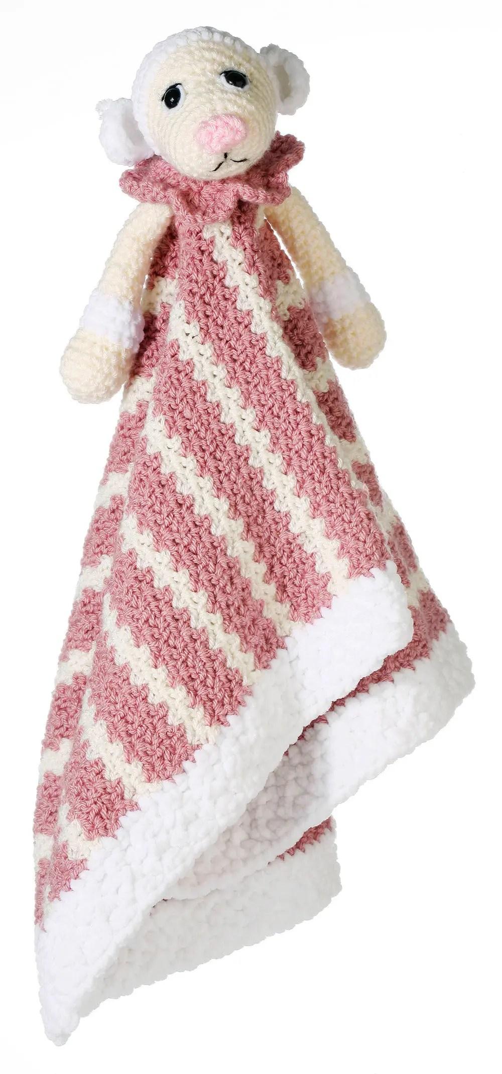 Sheep Lovey | Crochet Sec...