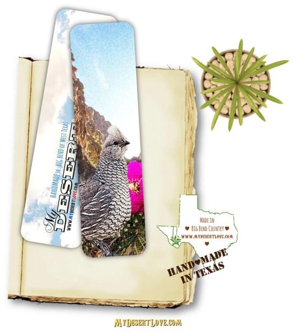 Bird Photo Bookmark, Scal...