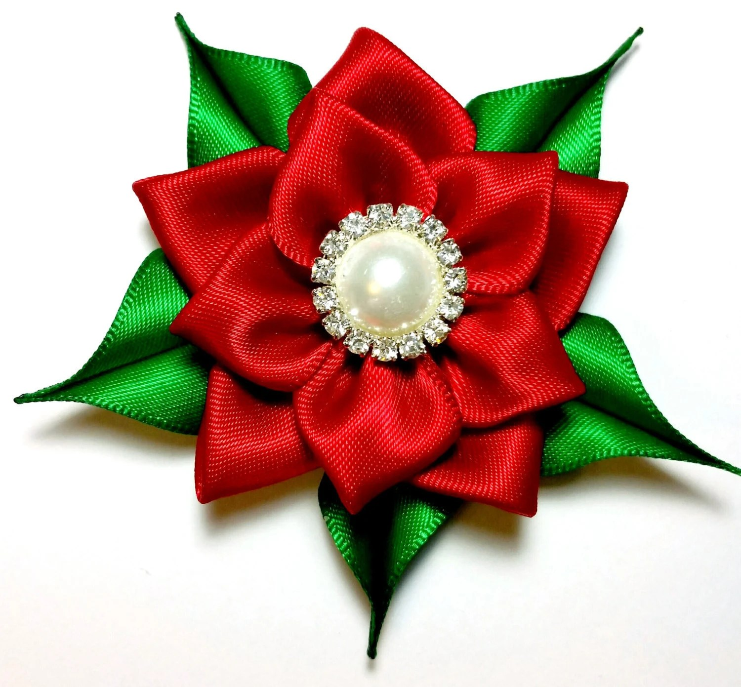 items similar holiday hair clip