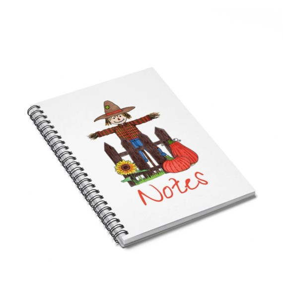Scarecrow Notebook