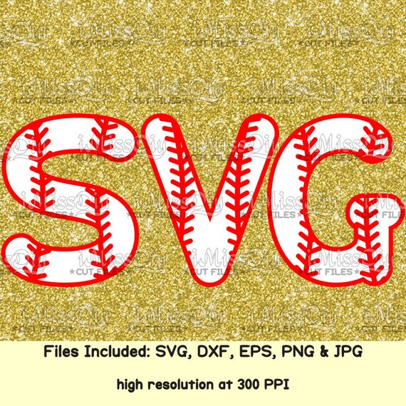 Download Love Baseball Monogram Font Svg Softball mom monogram svg