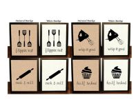 Pick 4 Kitchen Wall Decor Kitchen Sign Kitchen Art Kitchen