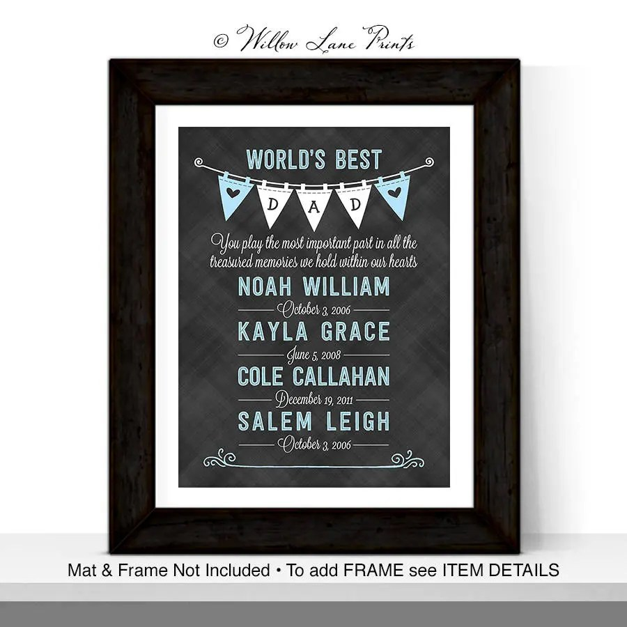 Personalized Canvas Prints Gifts For Him Boyfriend Gift