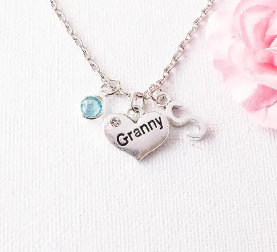 Granny Necklace