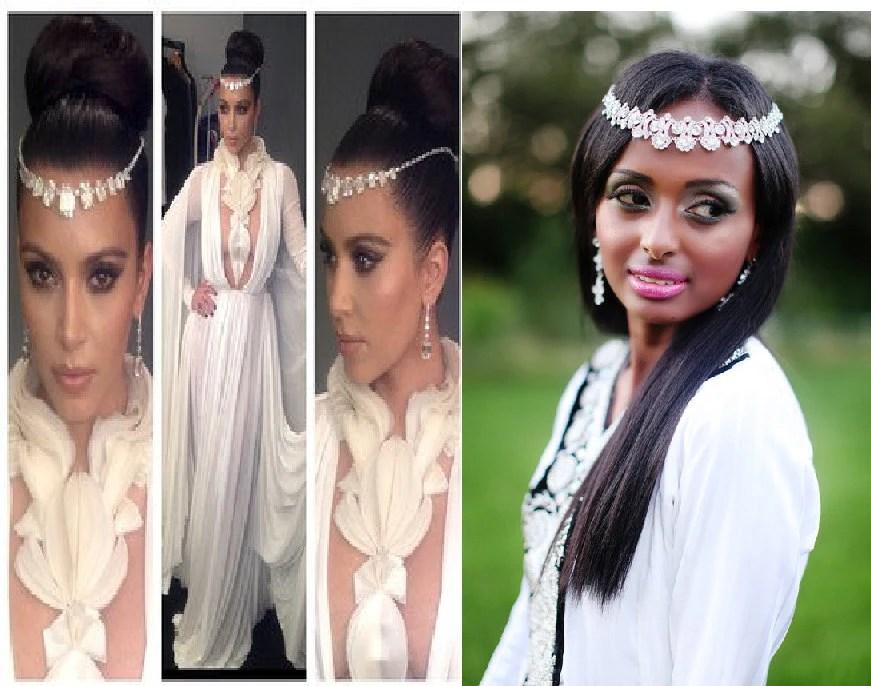 items similar wedding hair chain