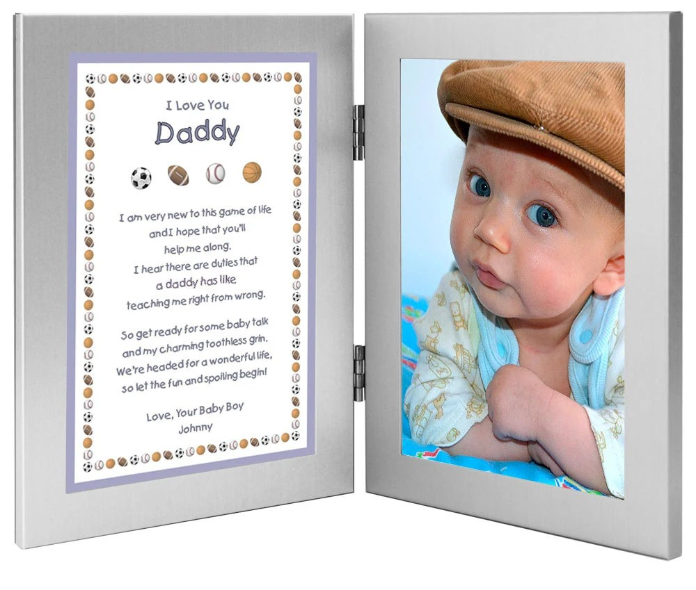 New Dad Personalized Birthday Or Father S Day Gift Daddy