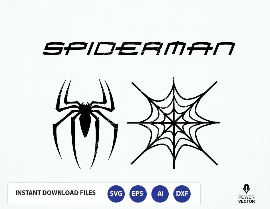Spiderman Logo. Spider Web Svg. Spider-man Clip art. Spider