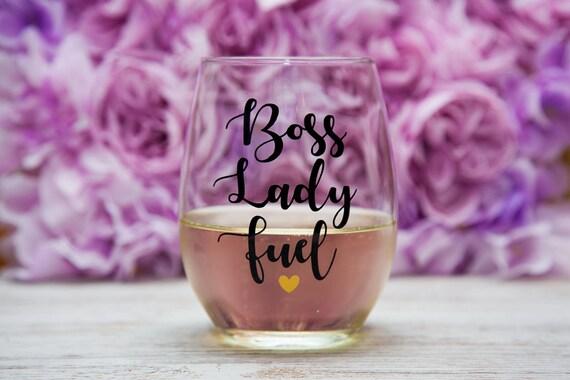 Boss Lady Fuel Boss Birthday Gift Boss Bitch Gift For Boss